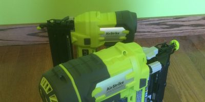 Ryobi P325 Airstrike Nailer Review – The 16-Gauge Has Landed