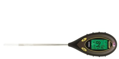 We've Got the Dirt on the New General 4-in-1 Soil Condition Meter