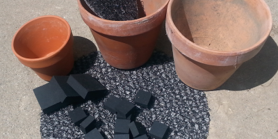 Take Your Container Gardening to the Next Level – DrainSmart and PotRisers