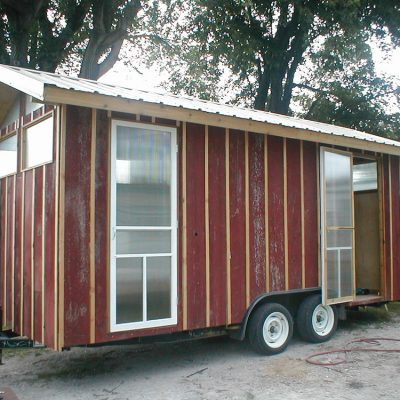 "Tiny House Trailers – Not Your Typical ""Mobile Home"""