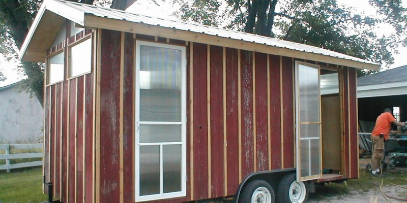 Tiny House Trailers Not Your Typical Mobile Home Home Fixated