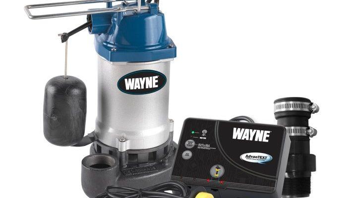 Wayne Pumps AdvanTEXT Cellular Flood Alarm System – OMG H2O!