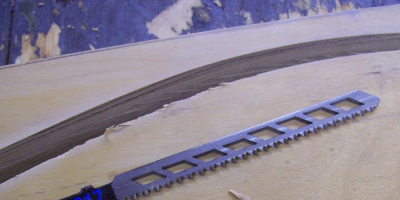 Spyder Skeleton Jigsaw Blade Review – Woodworking Fish Stories