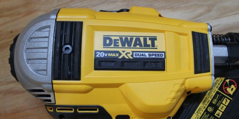 dewalt dcn692m1 framing nailer review cordless brushless gasless