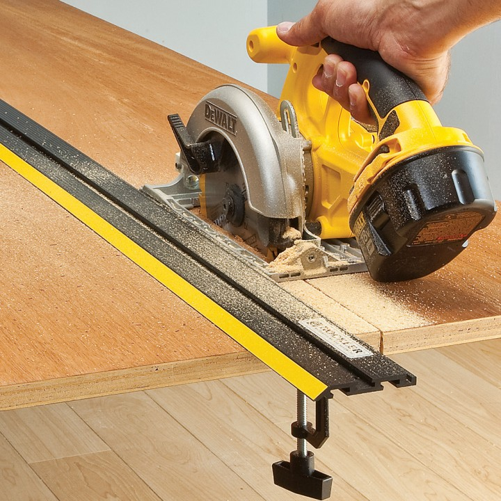 Track Saws From High Dollar To Homemade Home Fixated
