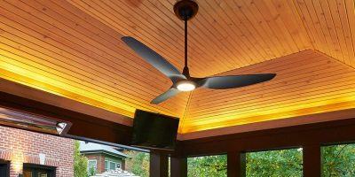 Haiku Ceiling Fan Delivers Nest Compatibility and High Tech Style