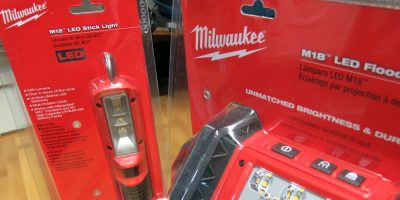 Lumens To Go – Milwaukee Cordless Work Lights Review