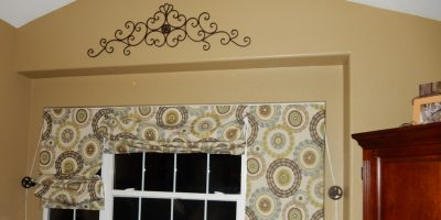 DIY Roman Blinds – Not Just for Fancy Pants Anymore