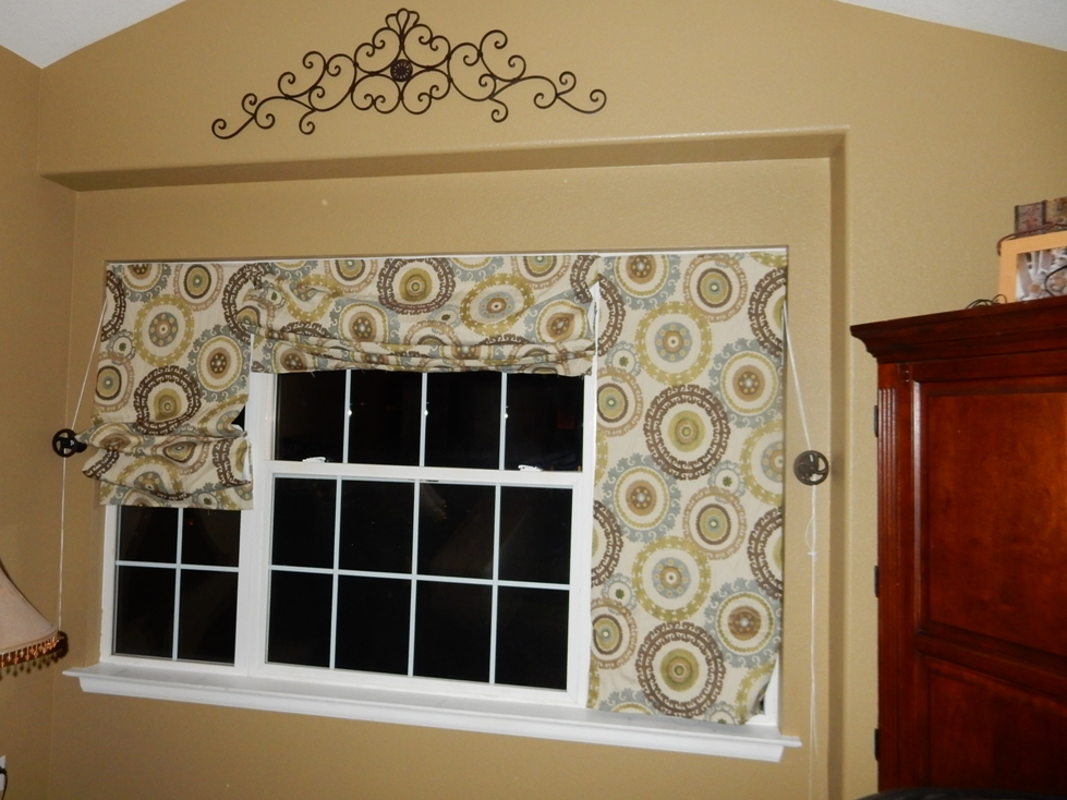 Diy Roman Blinds How To Make Your Own