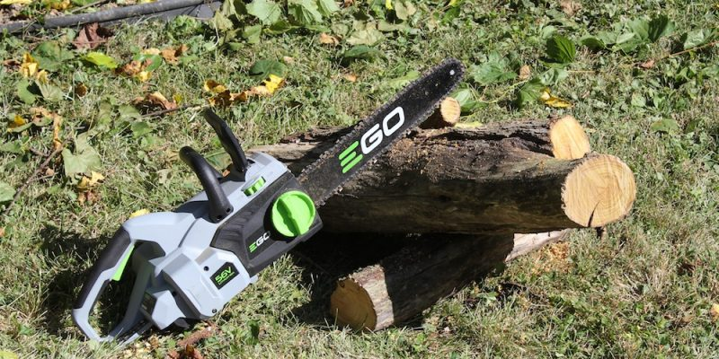 Ego Cordless Chainsaw – Be A Gas-Free Lumberjack