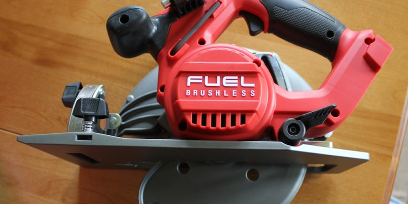 Milwaukee fuel 7 14 circular saw full size blade meet brushless milwaukee fuel 7 14 circular saw full size blade meet greentooth Image collections