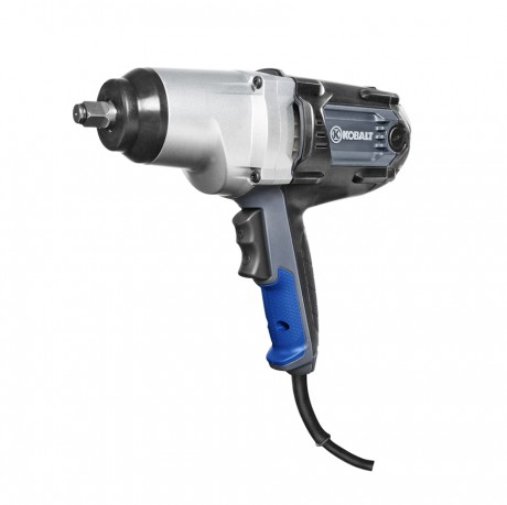 kobalt electric impact wrench 1 2 inch corded power rocks. Black Bedroom Furniture Sets. Home Design Ideas