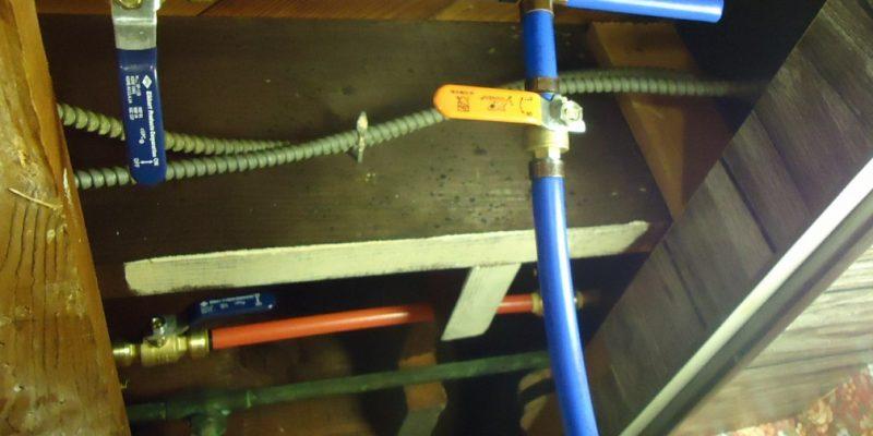 Intro to PEX Plumbing