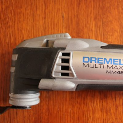 Dremel Multi-Max MM45 Multi Tool Kit – Slice and Dice That To-Do List!