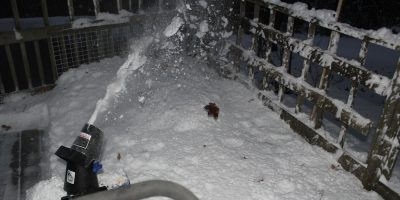 Snow Joe Ion 18SB Cordless Snow Blower: Blow Away Your Lake-Effect Blues!