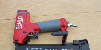 Senco 21LXP FinishPro Nailer Review – Comparing Finish Nail Gauges