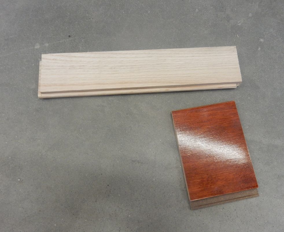 Prefinished vs unfinished hardwood flooring that 39 s the for Unfinished hardwood flooring vs prefinished