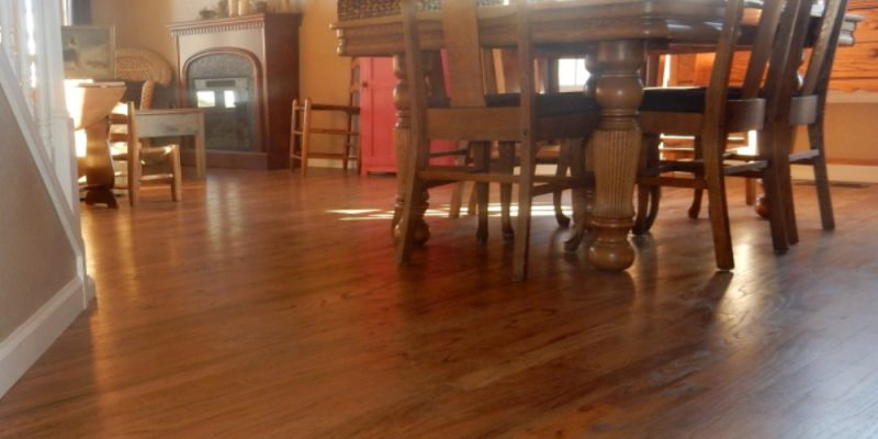 Prefinished or Unfinished Hardwood Flooring – That's the Question