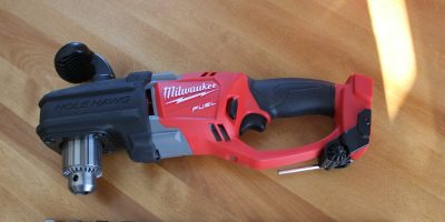 Milwaukee M18 FUEL Hole Hawg Right Angle Drill – A Free Range Hawg!