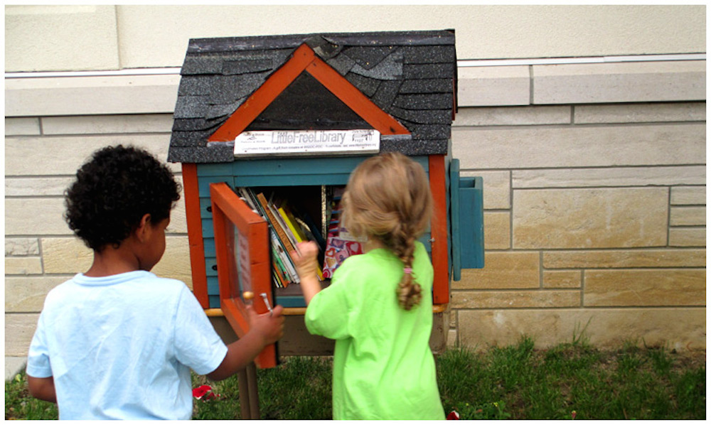 Little Free Libraries - Fun to Build, Fun to Use!