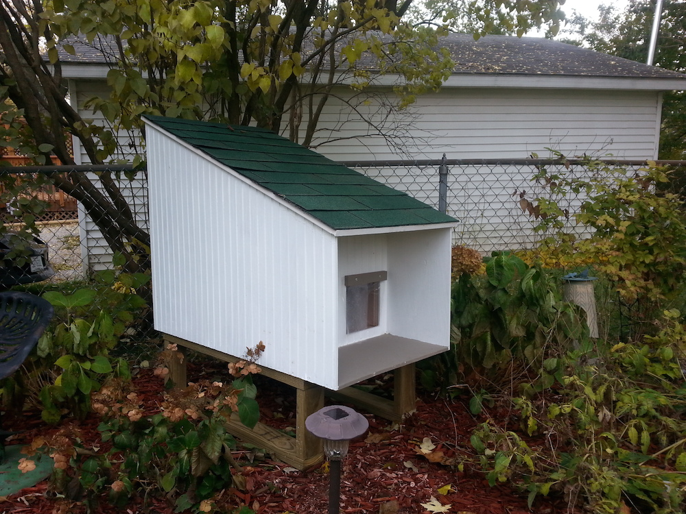 Make Dog House Warmer