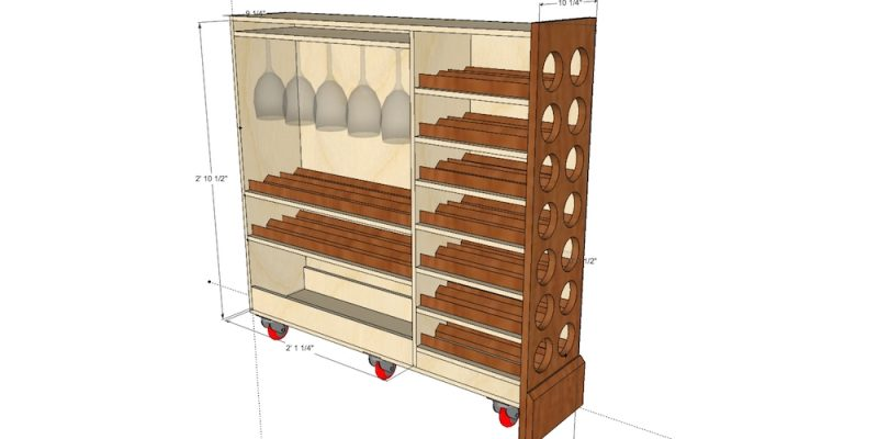 Cutlist for Sketchup - High Tech for the Home Shop - Home