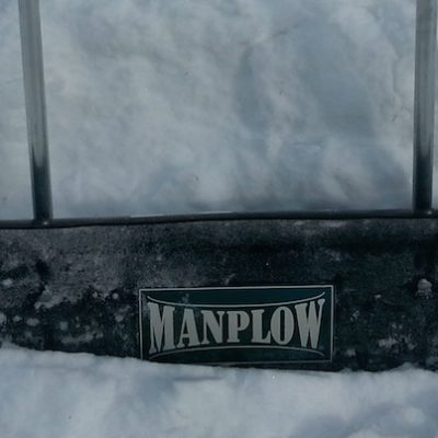 Are We Not Men? We are ManPlow!
