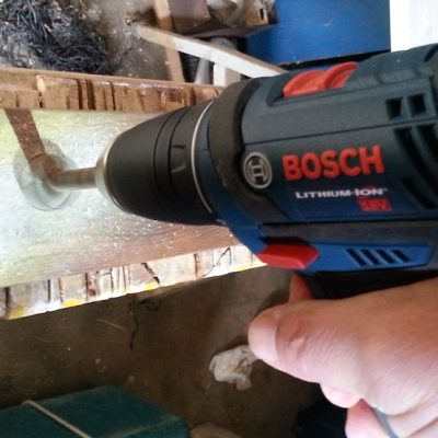 "Bosch DDB181 18v Compact Drill Driver Review – I Call My New Drill ""Hieronymus"""