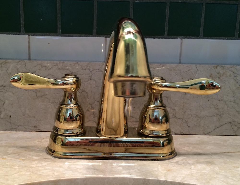 How to Fix a Leaking Bathroom Faucet - Quit that Drip