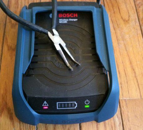 bosch wireless charging
