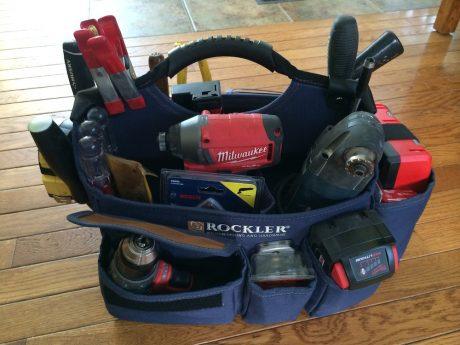 rockler joinery tool bag