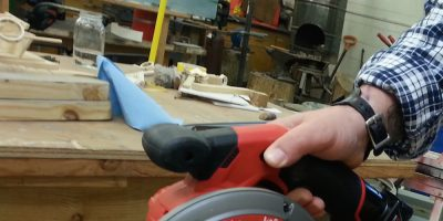 "Milwaukee's New ""Boutique"" 12V Circular Saw"