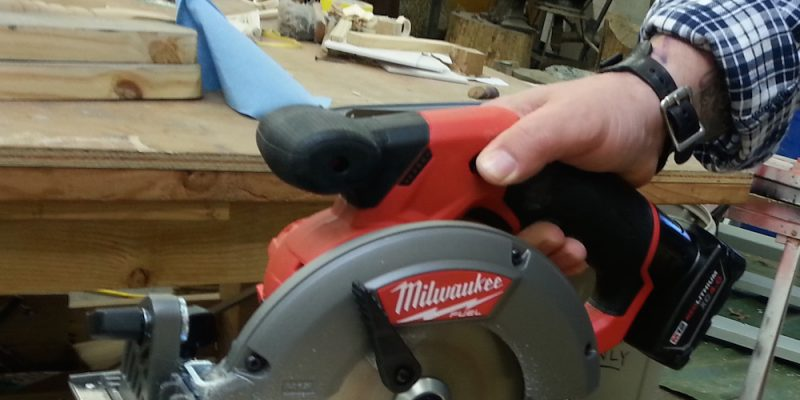 Milwaukees new boutique 12v circular saw home fixated milwaukees new boutique 12v circular saw greentooth Image collections