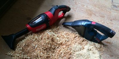 Vacageddon – The Battle Of The 12V Vacs – Blue And Red Go Head To Head!