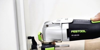 Festool Vecturo Oscillating Multi-Tool Review & Giveaway – Plunging Into The OMT Fray