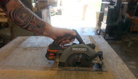 ridgid gen5x saw