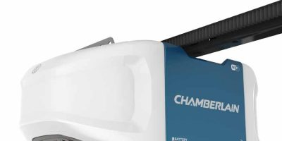 "The Chamberlain HD950WF – Resolving Those ""Did I Close The Garage Door?"" Senior Moments"