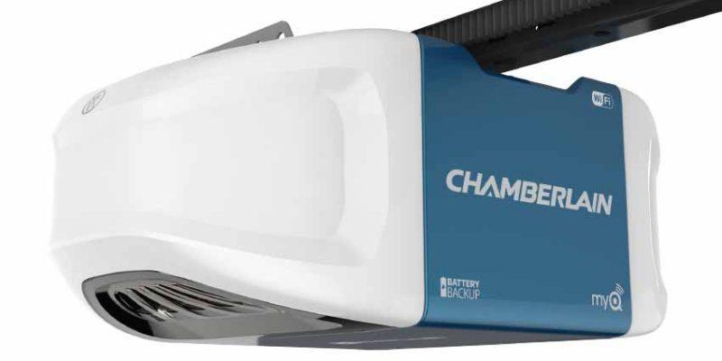 "The Chamberlain HD950WF – Resolving Those ""Did I Close The Garage Door?"" Senior Moments"