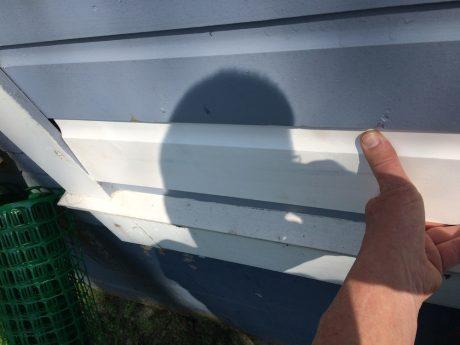clapboard siding repair