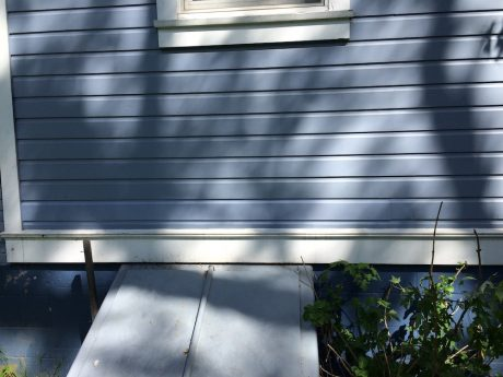 clapboard siding repair
