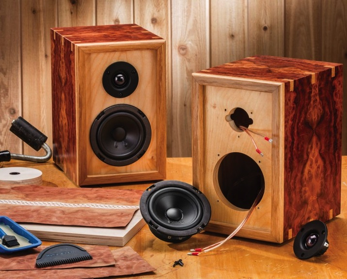 The New Rockler DIY Speaker Kit – Banish The Plywood, Rockler Style!