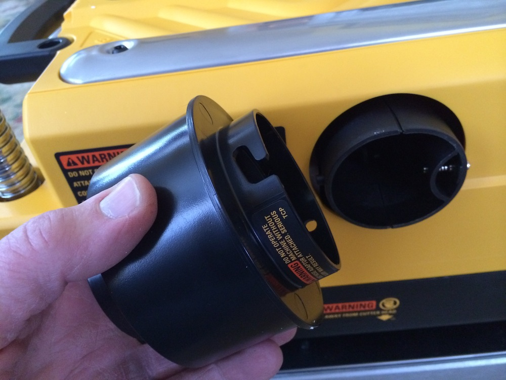 Dewalt Dw735x Portable Planer Review Bad News For Snipe