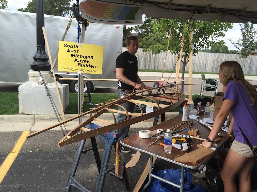 Handmade Kayaks
