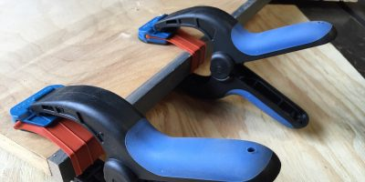 Rockler Bandy Clamps – Spring Clamps That Don't Suck!