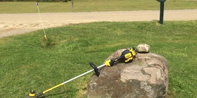 DeWalt DCST920P1 20V Max String Trimmer – Trim The Grass, Skip The Gas