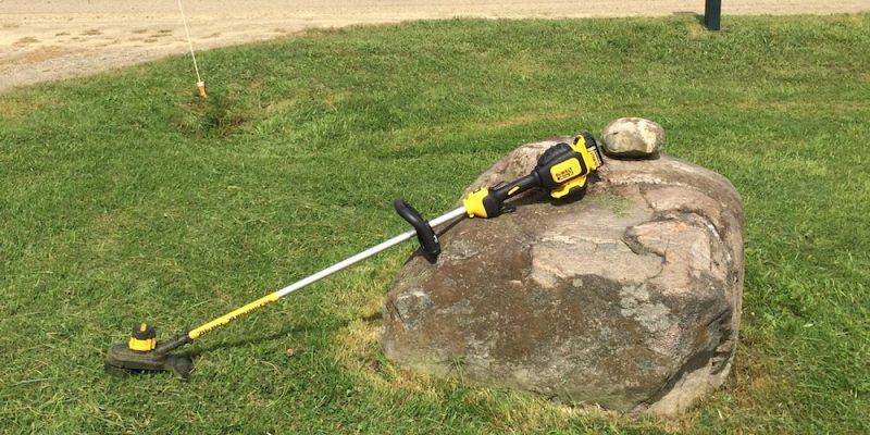 DeWalt DCST920P1 20V Max String Trimmer – Trim The Grass, Skip The Gas