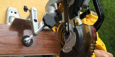 DeWalt 20V MAX Miter Saw Review – Sliding Into A New Niche