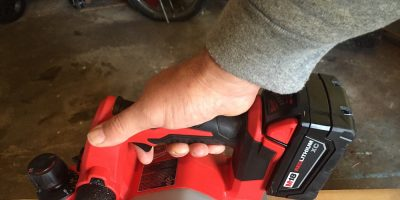 Smooth Operator – Milwaukee 18V Planer