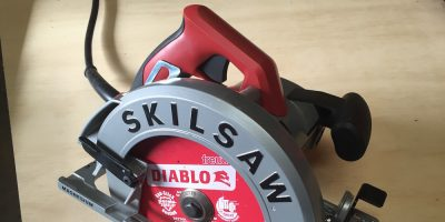 Today's Tongue Twister – See the Sassy New Skil Sidewinder Circular Saw
