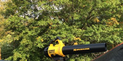 DeWalt DCBL720P1 20V MAX Blower Review – Like A Yellow Plastic Cinderella